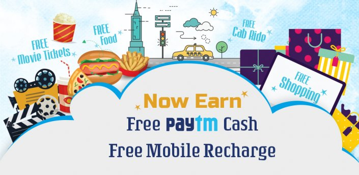 Free Mobile Recharge & Paytm Cash 2 5 0 Download APK for