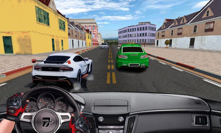 Racing In Car >> Racing In Car Driving 1 0 0 Android Aptoide Icin Apk Indir