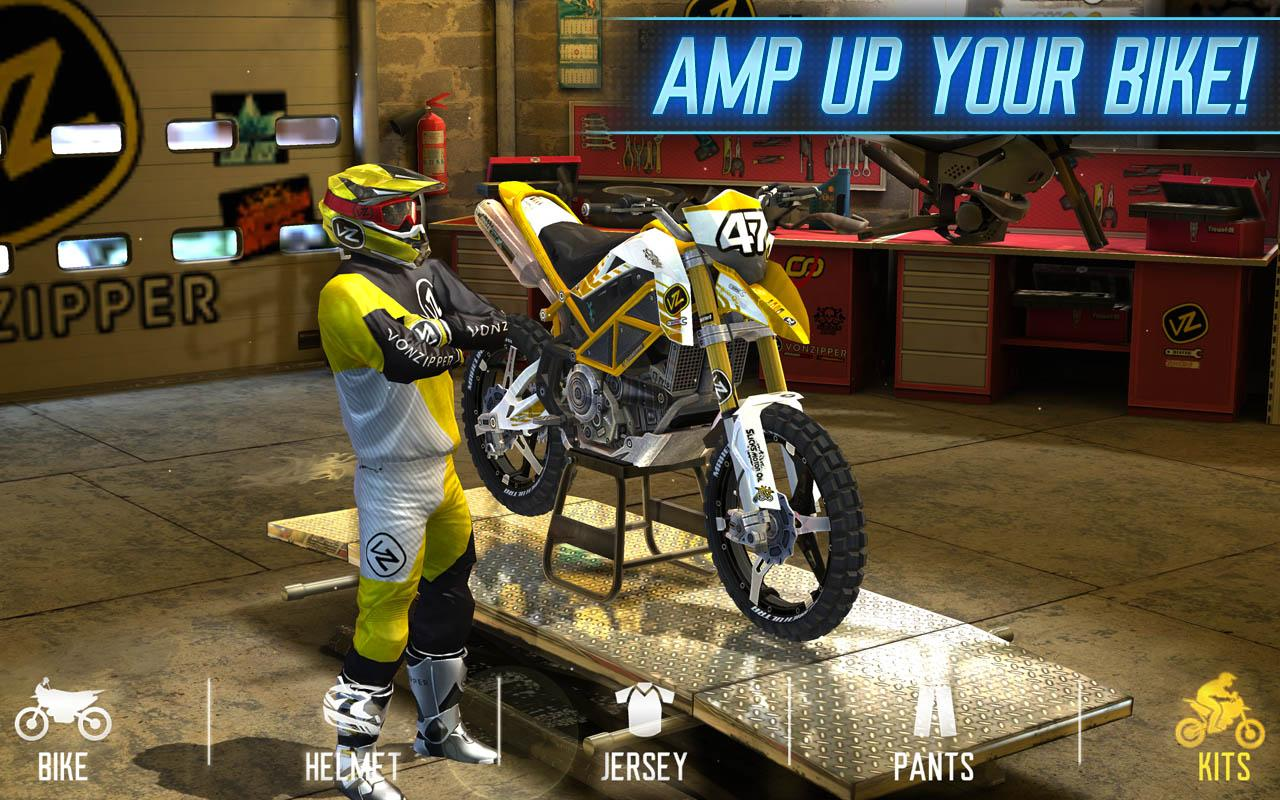 MOTOCROSS MELTDOWN screenshot 2