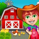 My Farm Life Mini Toy House-Kids Farming & Animals