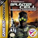 Tom Clancy Splinter Cell Pandora Tommorow