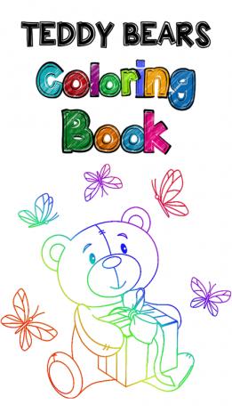 osos de peluche para colorear 1.4 Descargar APK para Android - Aptoide