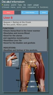 3D Acupuncture&meridians;(Full) screenshot 3