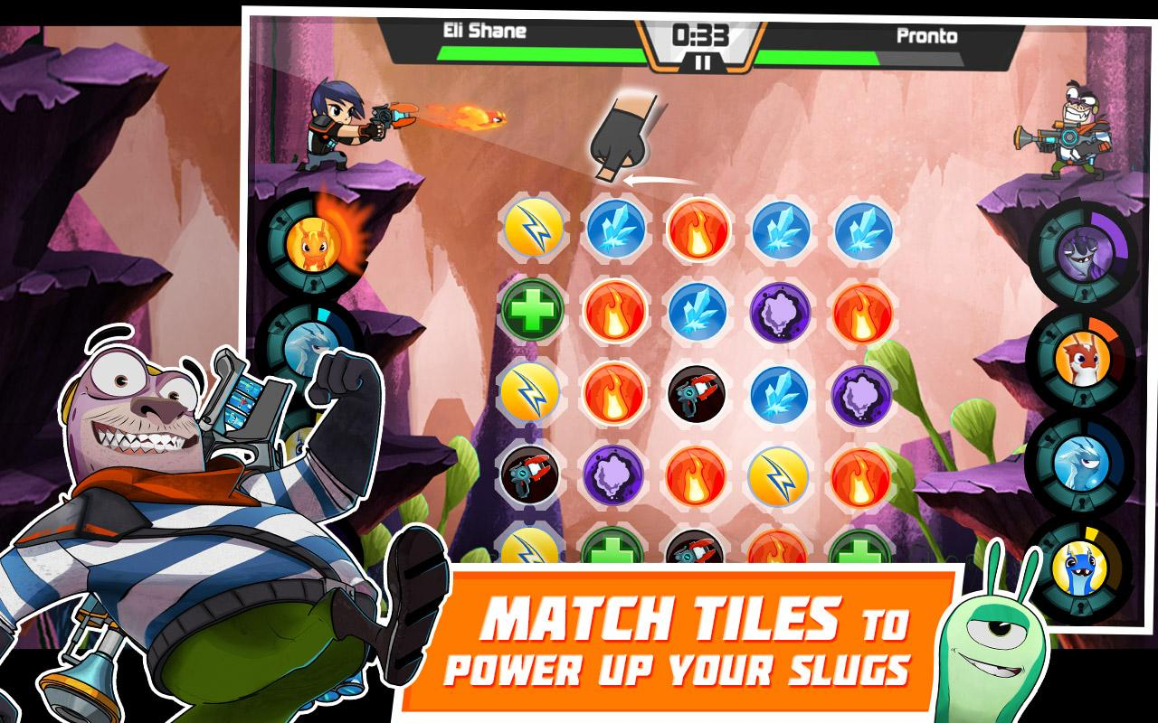 Slug it Out! screenshot 1