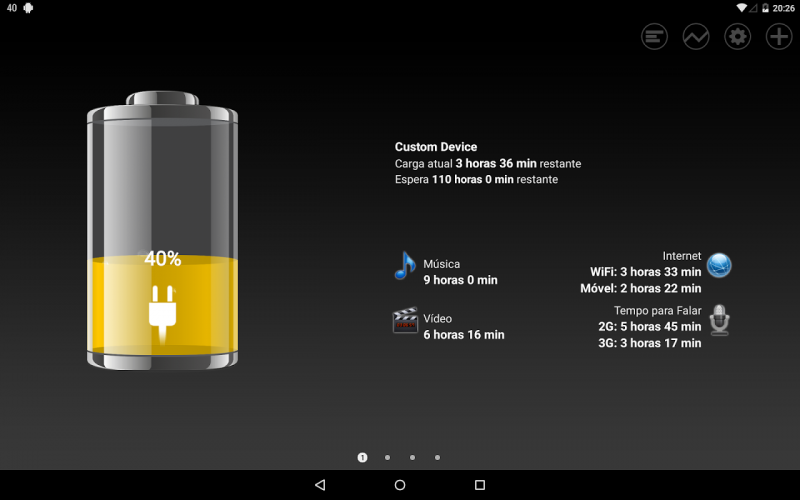 Bateria HD - Battery screenshot 8
