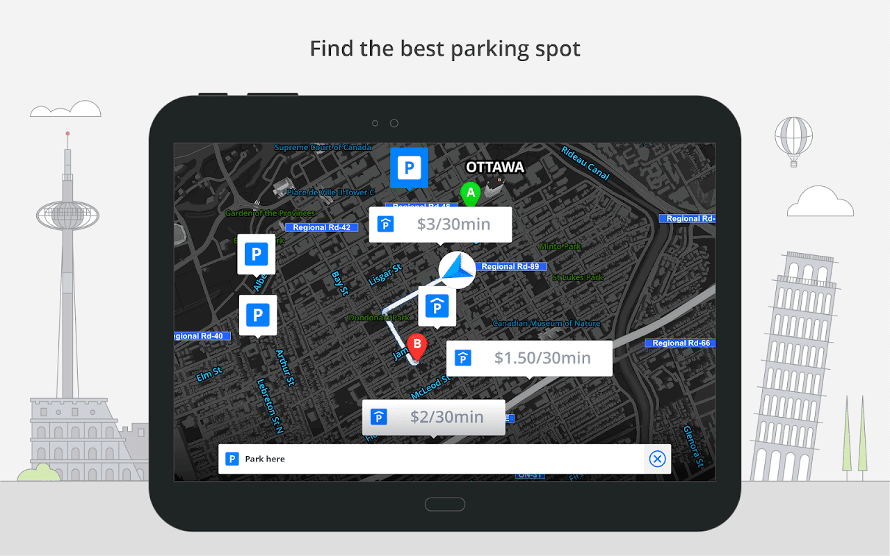 GPS Navigation & Maps Sygic screenshot 7