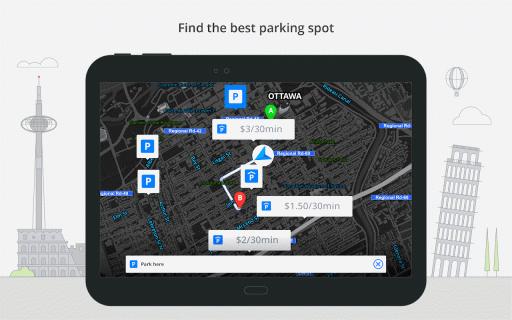 GPS Navigation & Maps Sygic screenshot 15