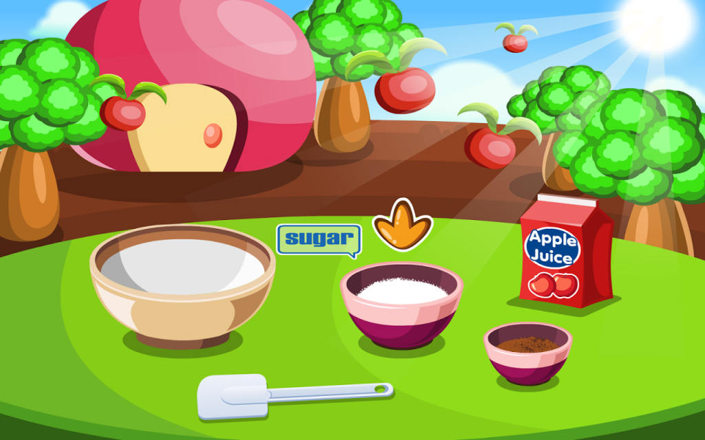 Apple Cake Cooking Games | Download APK for Android - Aptoide