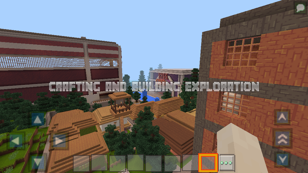 Crafting And Building Exploration screenshot 2