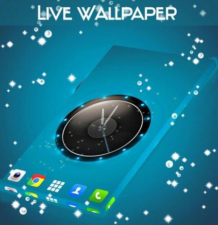 Jam Wallpaper Hidup Untuk Htc 12305576 Unduh Apk Untuk