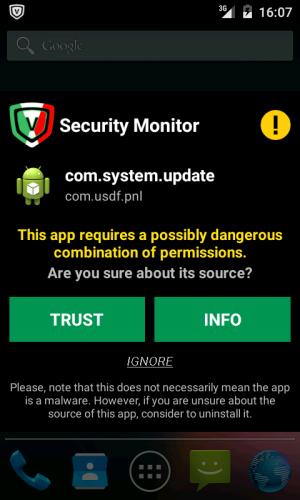 VirIT Mobile Security screenshot 4
