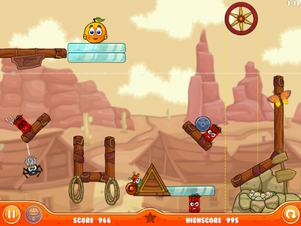 Cover Orange: Journey screenshot 2