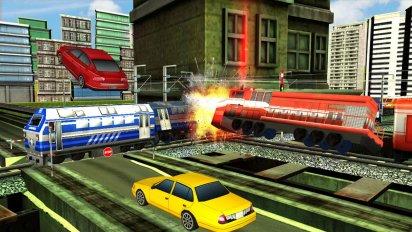 Train Simulator — Free Game v 150.8 Mod (Unlocked) 3
