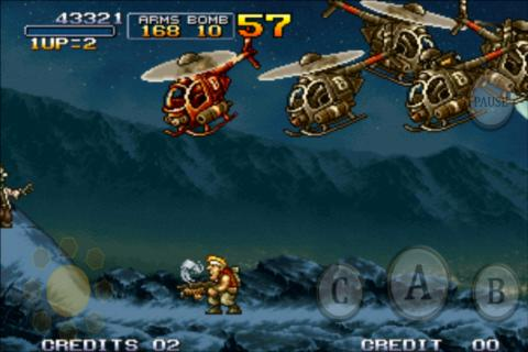 Metal slug 3d game free download