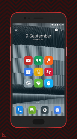 Elta | Flat Style Icon Pack 5 6-xda Download APK for Android