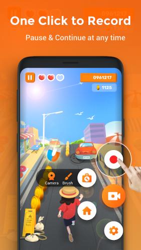Grabar Pantalla- grabador pantalla, video grabador screenshot 4