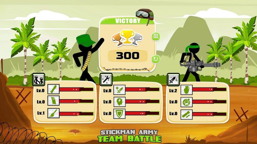 Stickman Army