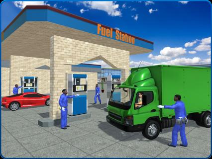 Bank Cash-in-transit Security Van Simulator 2018 screenshot 12