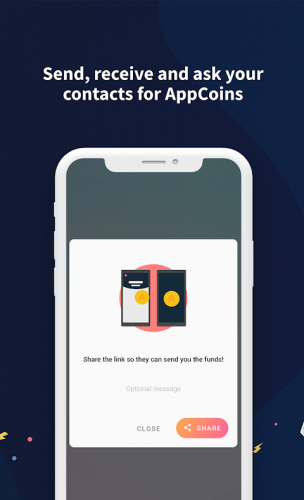 AppCoins Wallet screenshot 3
