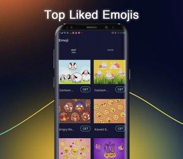 Cheetah Keyboard -   Emoji,Swype,DIY Themes screenshot 9