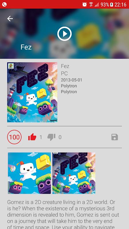 Mekami - Your gaming life screenshot 2