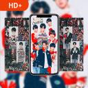 BTS Chirstmas Wallpaper 2020