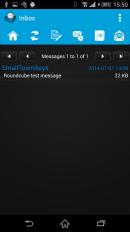 Roundcube Webmail 1