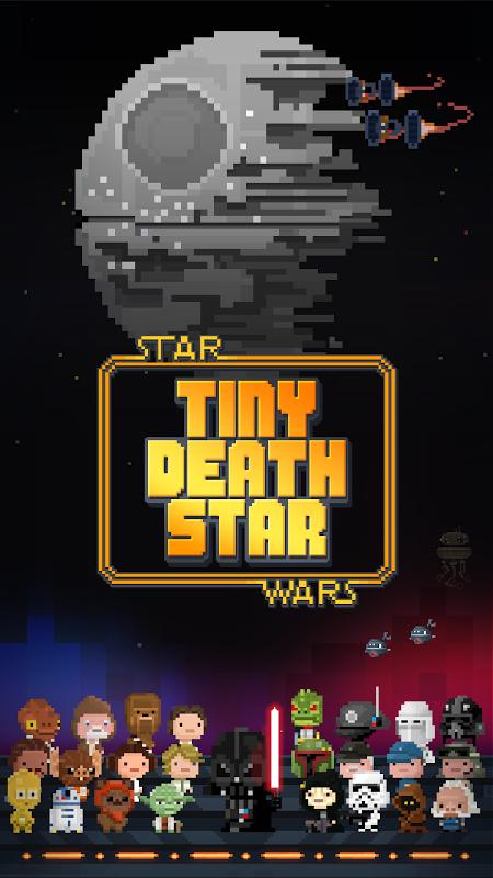 Star Wars: Tiny Death Star screenshot 2