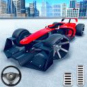 Autowettrennen: Formel Autorennspiel 2020