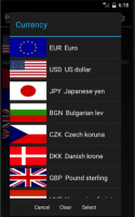 Coin Check Screen
