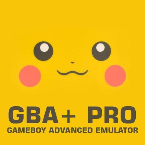 GBA+ Pro All Games Emulator screenshot 1