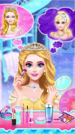 Juego De Vestir Y Maquillaje Princesas 125 Descargar Apk