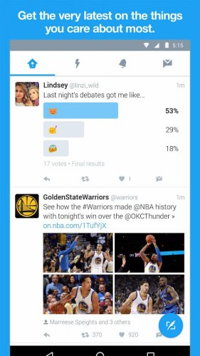 Твиттер screenshot 1