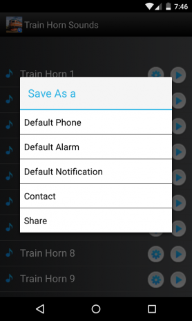 Train Horn Sounds Ringtones 1 0 Download APK for Android