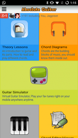 Absolute Guitar Simulator 6.8.7 Download APK for Android - Aptoide