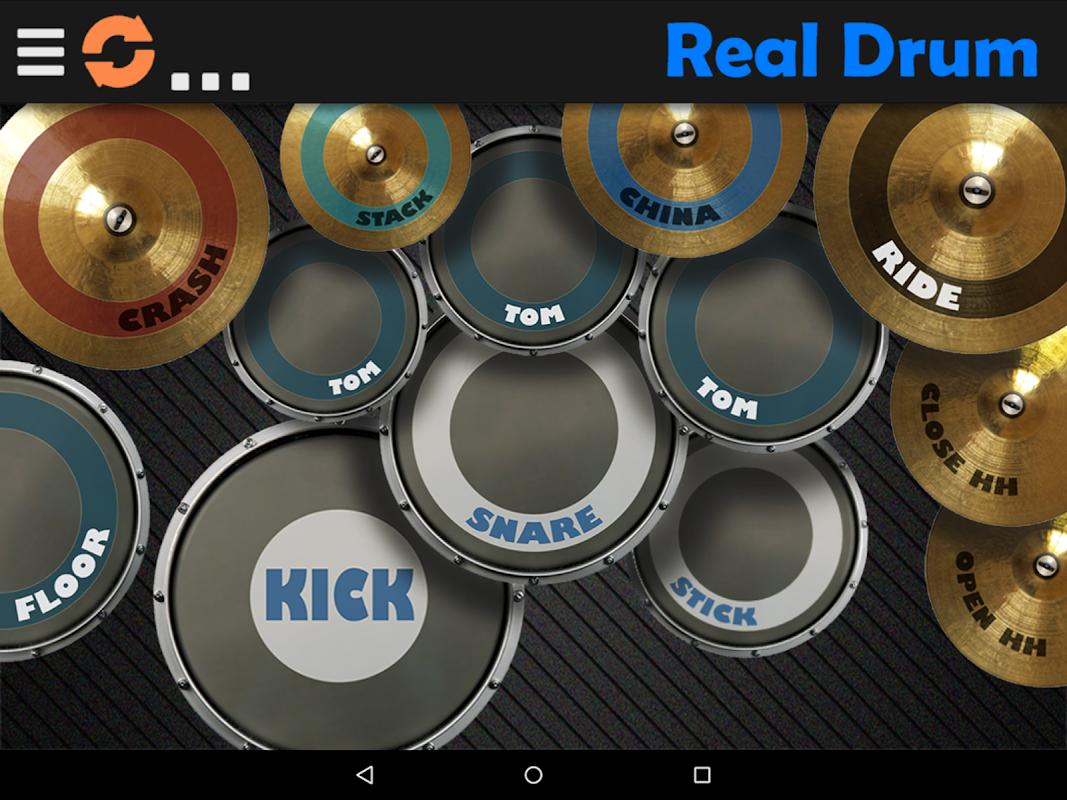 Real Drum - The Best Drum Pads Simulator screenshot 2