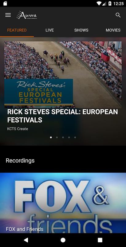 Aurora TV by Hickory Telephone screenshot 1