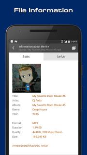 AIMP screenshot 7