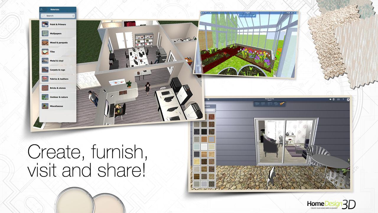 Home Design 3d Gold App