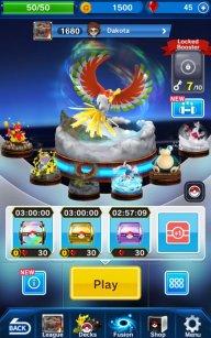 Pokémon Duel screenshot 1