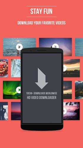 HD Video Downloader screenshot 5