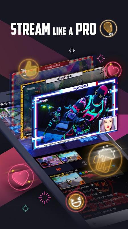 Omlet Arcade - Screen Recorder, Stream Games screenshot 2
