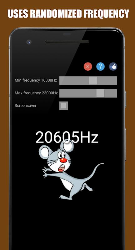 Mouse Repeller 🐭 PRO screenshot 2