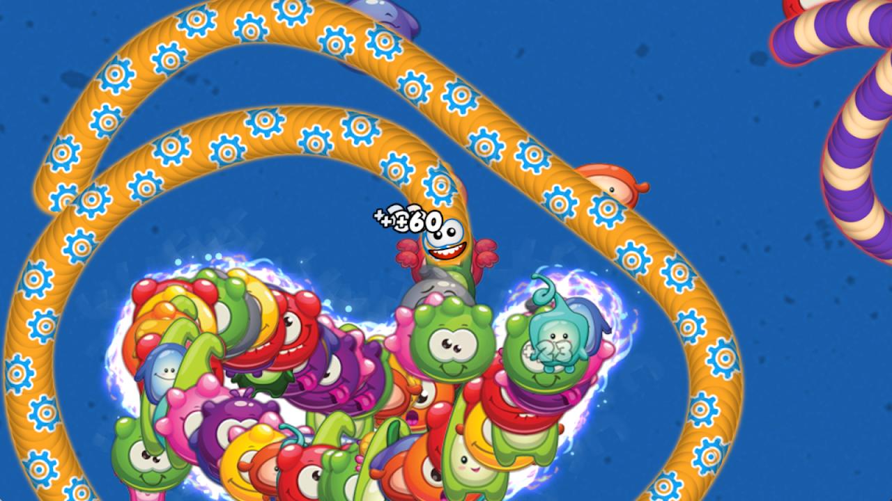WormsZone io - Voracious Snake 0 9 1 Download APK para Android | Aptoide