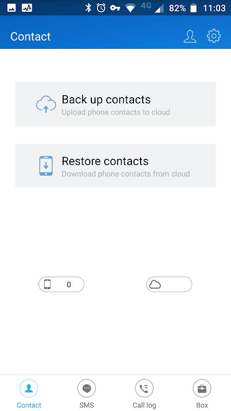 SYNCit screenshot 2