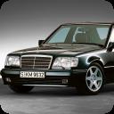 Benz E500 W124 Drift Simulator