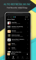 EX Music MP3 Player Pro - 90% Launch Discount Screen