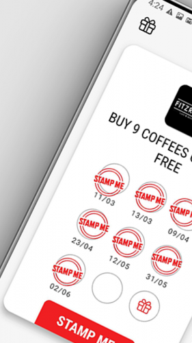 Stamp Me Loyalty Card 3 2 0