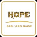 Hope EPG / Pro Guide