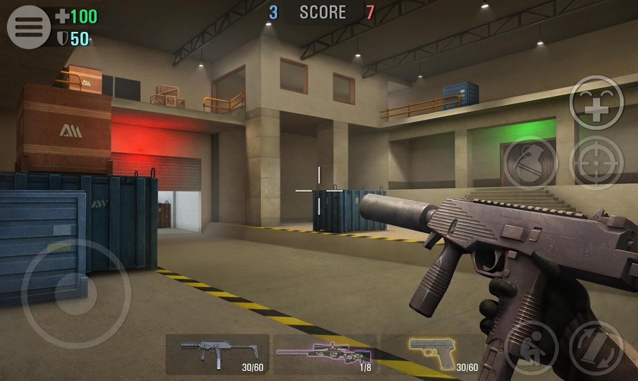 Crime Revolt - Online FPS (PvP Shooter) screenshot 1